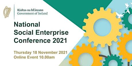 National Social Enterprise Conference 2021 tickets