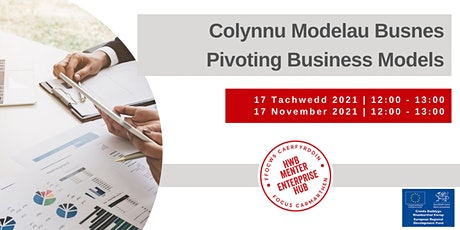 Colynnu Modelau Busnes | Pivoting & Diversification of Business Models tickets