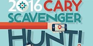 2016 Cary Scavenger Hunt