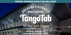 TangoTab's Breaking A Guinness World Record for the...
