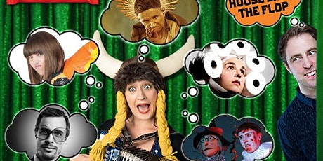 Big Wowie Comedy Cabaret // Hackney Night Shelter Fundraiser tickets