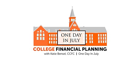 College Financial Planning Webinar tickets
