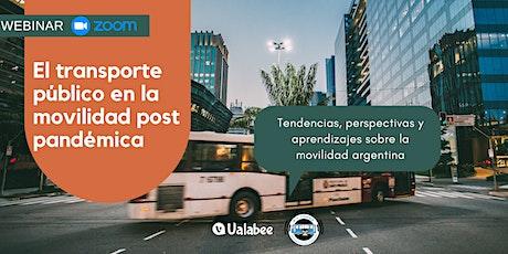 El transporte público en la movilidad post pandémica entradas