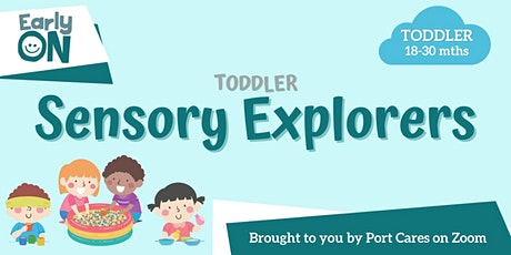 Toddler Sensory Explorers -  Making Your Own Playdough tickets