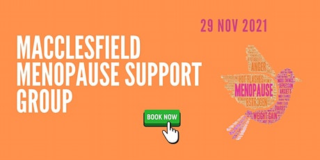 Macclesfield Menopause Support Group tickets