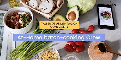 Taller de comida consciente con la nutricionista Carla Cantero entradas