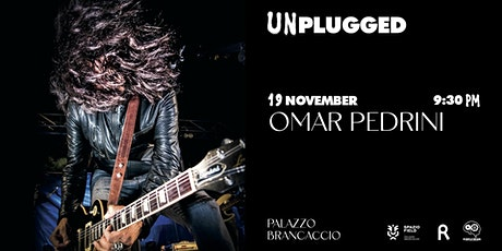 Cluster Unplugged: Omar Pedrini biglietti