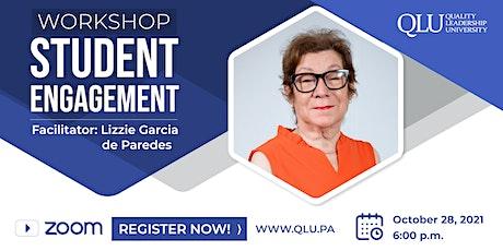 Workshop Student Engagement biglietti