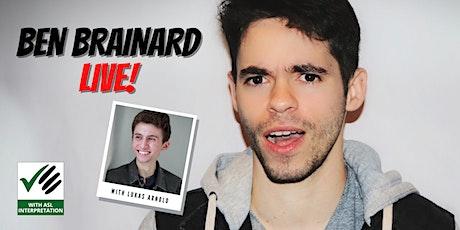 Live Comedy Show with Ben Brainard tickets