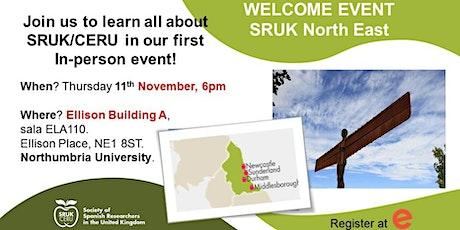 SRUK/CERU North East Welcome Event tickets
