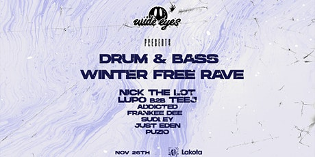 Wide Eyes Winter FREE RAVE tickets