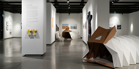 Guided exhibition tours: Survival Architecture and the Art of Resilience tickets