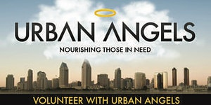 Weekly Meals Serving with Urban Angels at The Salvation...