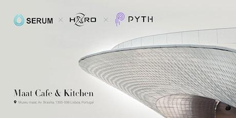 Breakpoint Happy Hour presented by Serum, Hxro, Pyth tickets
