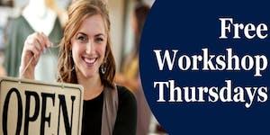 Seattle - Free Workshop Thursdays - January 14