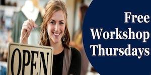 Online - Free Workshop Thursdays - January 14