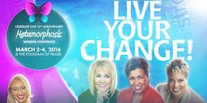 Metamorphosis Women's Empowerment Conference 2016 -...