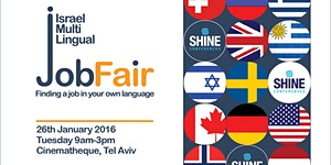 Israel Multilingual Job Fair -Finding a job in your...