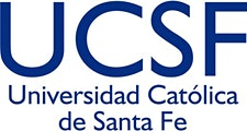 Universidad Católica de Santa Fe. Rep Argentina logo