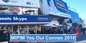 MIPIM Yes Oui Cannes 2016