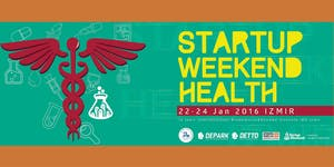 Startup Weekend Health İzmir, within the scope of...