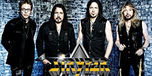 STRYPER with special guest MASS