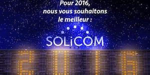 Voeux Solicom 2016 et inauguration des nouveaux locaux...