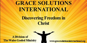 Grace For Living Conference