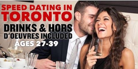 Nopeus dating Toronto 2016