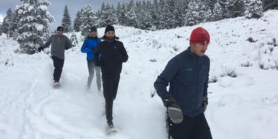 Snowshoe Running Clinic by Run on Dirt Coaching