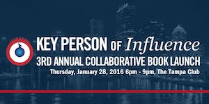 Key Person of Influence 3rd Annual Collaborative Book...