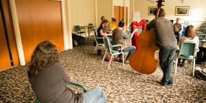 McFall's Chamber String Writing Workshop 2016