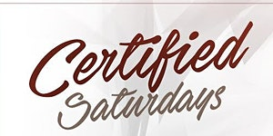 Everyone Free + Open Bar For Certified Saturdays At...