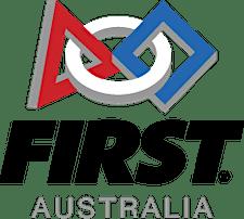 FIRST® Australia Robotics Programs logo