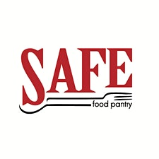 S.A.F.E. - Supplying Allergy Friendly and Emergency - Food Pantry logo