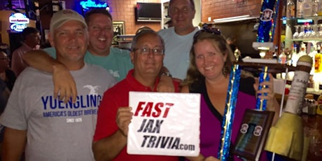 Friday Nights: Win Some of the BIGGEST Free Live Trivia Prizes In Jacksonville! tickets