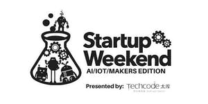 Startup Weekend/TechCode Happy Hour Pitch Workshop