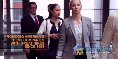 LOS ANGELES CAREER FAIR - SALES & PROFESSIONAL JOB FAIR - February 12, 2020