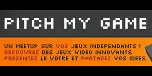 Pitch My Game - 11e édition