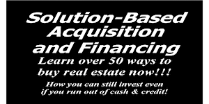Bill Tan's Solution Based-Acquisition & Financing...