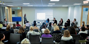 Female Founders Pitch Female Investors