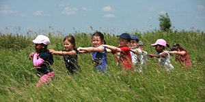 Connect Children to Nature: Planning Event!