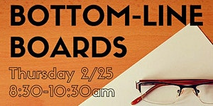 Bottom-Line Boards: Serving On & Thriving In Your...