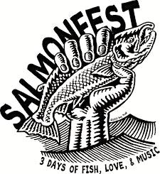 Salmonfest logo