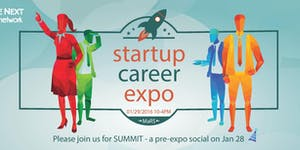 You're Next Career Network: Startup Career Expo!