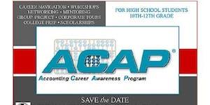 2016 ACAP Summer Residency Program