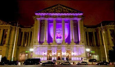 Andrew Mellon Auditorium New Year's Eve DC Gala  tickets