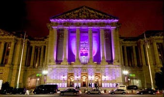Andrew Mellon Auditorium New Year's Eve DC Gala | NYE 2019-2020