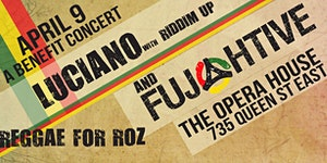 Luciano and Fujahtive presented by Pukka.ca