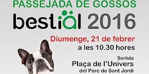 Passejada de Gossos Bestial 2016 (Diumenge 21 de...